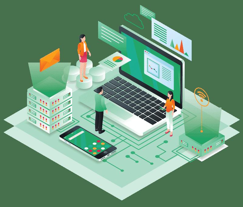 Tầm quan trọng của hạ tầng công nghệ