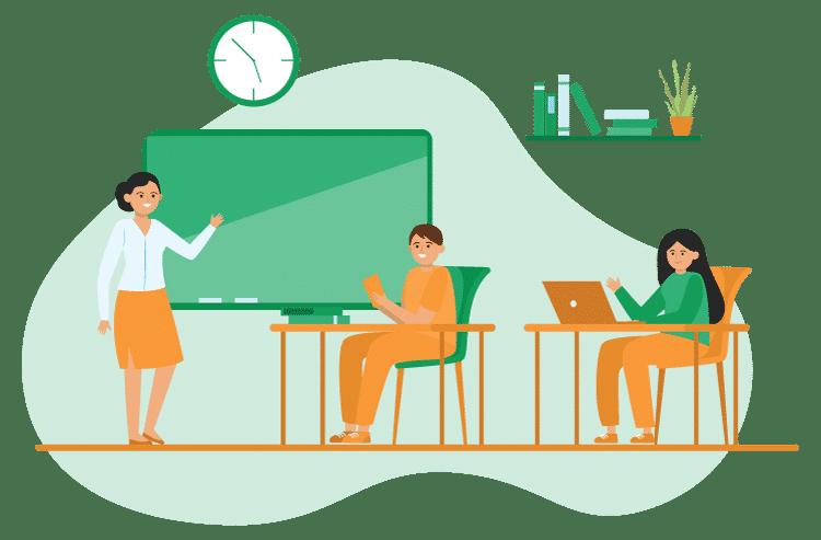 Tổng đài doanh nghiệp ngành giáo dục